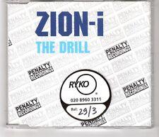 (HI27) Zion-i, The Drill - CD