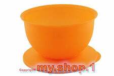 ★★★my.shop.1-1★★★ Tupperware® Junge Welle XXL 7,5 L.-Schüssel in Orange NEU+OVP