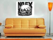 """NOFX MAXIMUM ROCKNROLL 36""""X32"""" INCH MOSAIC WALL POSTER PUNK ROCK"""