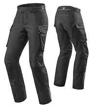 PANTALONI TROUSERS PANTS MOTO REV'IT REVIT OUTBACK H2O TRE STRATI 3LAYER TG M