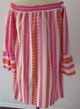 Mini Kleid  / Tunika Carmen Ausschnitt von Valerie Khalfon
