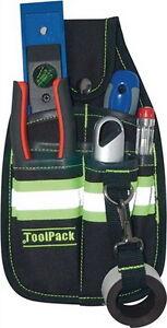 Handwerkergürtel Werkzeug Gürtel Tasche Toolbelt Werkzeugtasche mit Hammerhalter