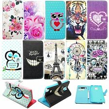 Flip Fold Leather Wallet Phone Cover Case For Samsung Galaxy A3 A5 A7 A8 Note 4