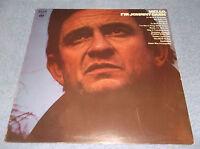 JOHNNY CASH - HELLO , I'M JOHNNY CASH VINYL LP RECORD COLUMBIA CS 9943