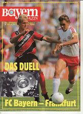 BL 89/90 FC Bayern München - Eintracht Frankfurt