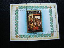 GRENADE - timbre yvert et tellier bloc n° 18 n** (Z4) stamp grenada