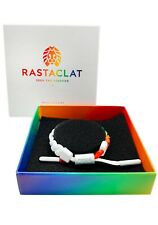 NEW RASTACLAT Pride Rainbow Miniclat Bracelet in Multicolor - SALE