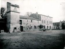 Mas de Ficlouze c. 1940 - Camargue - DIV1348
