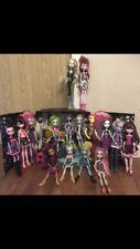 monster high dolls Bundle