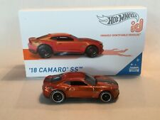 2019 Hot Wheels '18 Camaro SS ID Car Factory Fresh Limited Production