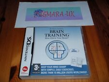 Dr Kawashima's Brain Training: How Old Is Your Brain for NDS,Lite,DSi & 3DS
