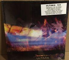 ULTIMIX 123 LP PINK COLDPLAY MISSY ELLIOT GOLDFRAPP NEW