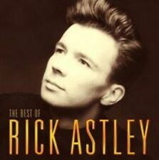 The Best of Rick Astley 2014 Sony Music CD Greatest Hits