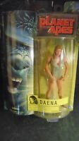 Rare Planet of the Apes movie Daena action figure Hasbro 2001