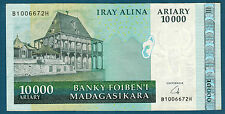 MADAGASCAR - 10000 ARIARY Pick n° 85. de 2003 en SUP   B1006672H