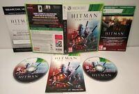 HITMAN HD Trilogy - Jeu XBOX 360 - Version PAL française - Bon état Complet