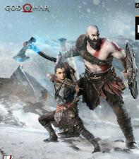 God of War (2018) - Kratos & Atreus 1/10th Scale Statue
