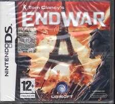Tom Clancy's EndWar Nintendo DS NDS Sigillato 3307210412966