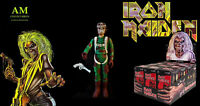 SUPER 7 BLIND BOX S1 REACTION FIGUR - IRON MAIDEN EDDIE - ACES HIGH - NEU