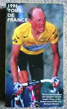 1996 Tour de France World Cycling Productions VHS Video Bjarne Riis Clean