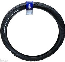 "Schwalbe Black Jack Mountain Bike Tyre - 26"" x 2.0"" 1 PC 30-65 psi Kevlar guard"