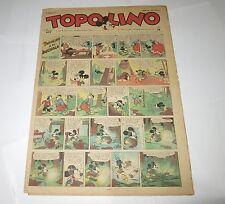 giornale TOPOLINO anno XV n.577 (1946)