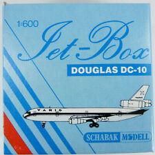 Douglas DC-10 Varig Brasil Schabak 902/12 1:600 [LX]