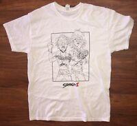 Official Sremmlife 2 Concert Tour T-Shirt Size Large