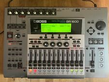 More details for boss br-1200cd 12ch digital recording studio with cd burner