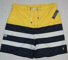 8b33b5b2be Polo Ralph Lauren Swim Trunks Board Shorts Blue Size 3xb 3x
