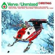 Verve Unmixed Christmas by Various Artists (CD, Sep-2008, Verve)