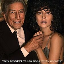 Tony Bennett & Lady Gaga, Tony Bennett, Lady Gaga - Cheek to Cheek [New CD] Bonu