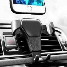 360° Gravity Car Air Vent Mount Cradle Holder Stand for iPhone Mobile Phone GPS