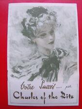 Brochure publicitaire Charles of the Ritz  Votre succès, années art-déco