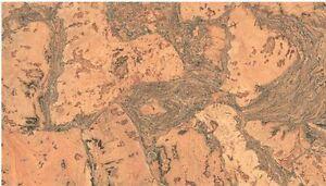Korkplatte Kork Wandkork sehr schön dekorativ  3 mm - aus PORTUGAL - kein CHINA!
