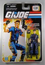 2008 GI Joe Warrant Officer Cobra Disguise Flint Comic Series 25th Anniv MISB
