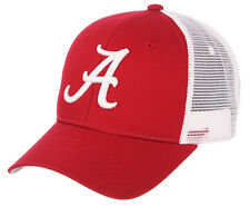 ALABAMA CRIMSON TIDE NCAA STRUCTURED TRUCKER 2-TONE SNAPBACK Z CAP HAT NWT!