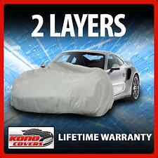 2 Layer Suv Cover - Soft Breathable Dust Proof Uv Water Indoor Outdoor Car 2623