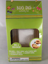 Bug Dig Toy Fossil Activity Kit NEW in Package
