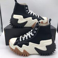 Converse Run Star Motion Hi Black White Gum 171545C Sizes 7-10 Womens NEW