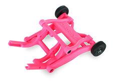 3678P Traxxas R/C Spares Pink Wheelie Bar For Models: Stampede Rustler Bandit UK