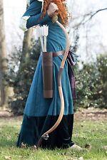 Merida Bow, Quiver, and Arrow Deluxe Bundle  - Handmade