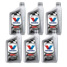 Valvoline 822388 VR1 SAE 10W-30 Racing Motor Oil - 1 Quart Bottle (Case of 6)