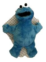 "Sesame Street Cookie Monster Large Plush 20"" Hasbro 2014 Stuffed Toy B2712"