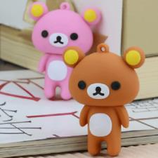 Pretty Cute Pilak Bear Model USB 2.0 8GB-64GB flash drive memory stick pendrive