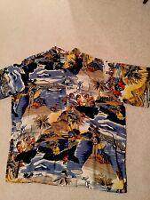 Reyn Spooner Hawaiian Traditional Shirt Button down  size XXL