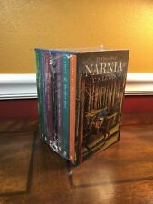 """""""THE CHRONICLES OF NARNIA"""" by C.S. Lewis      Full Color Collector's Edition"""