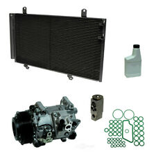 A/C Compressor & Component Kit-Compressor-Condenser Replacement Kit fits ES350