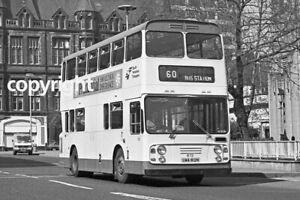 Bus Photo - South Yorkshire PTE GWA812N Daimler Fleetline ECW Sheffield