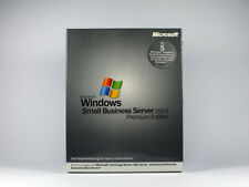 Windows Small Business Server 2003 Premium mit 5 Clients Retail, deutsch neu